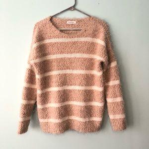 Calvin Klein Soft Fuzzy Sweater